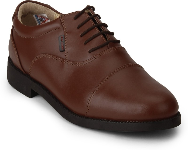 Red Chief Lace Up For Men(Tan)