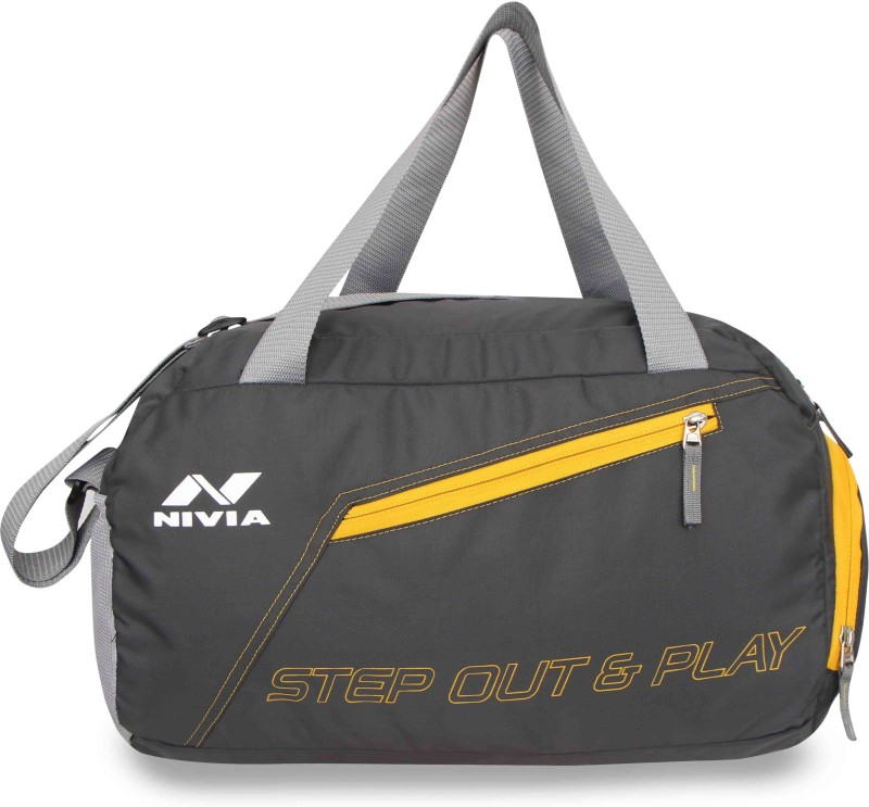 Nivia SPORTS PACE-02 JR Gym(Grey, Kit Bag)