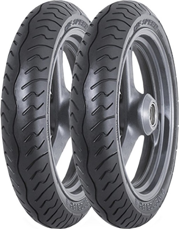 METZELER ME SPEED 110/70 -17 Front Tyre(Racing Slicks, Tube Less)