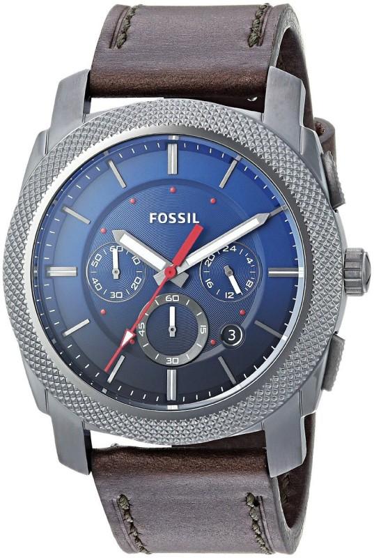 Fossil FS5388 MACHINE CH Watch - For Men