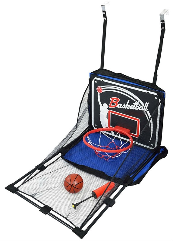 Shrih Kids Basketball Hoop Game Set 42 Basketball Backboard(Multicolor)
