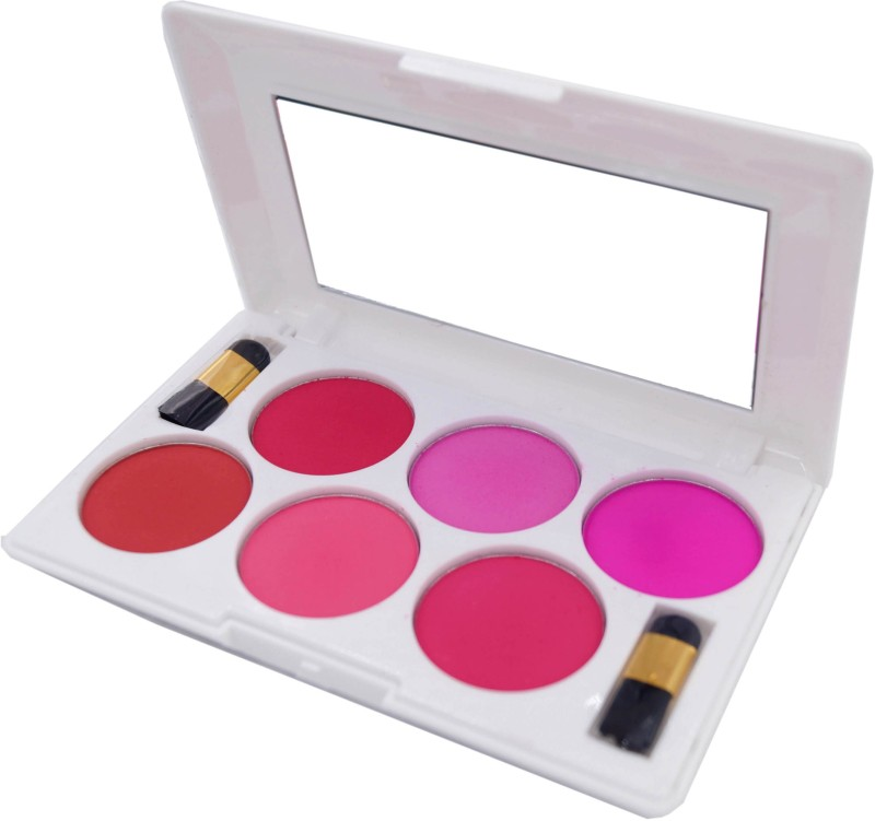 One Personal Care Pro Face Stylist Blusher Palette | SQN2(Multicolor)