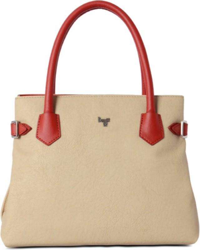 Baggit Hand-held Bag(Beige)