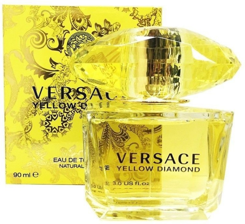 Versace yellow diamond Eau de Toilette - 90 ml(For Men)