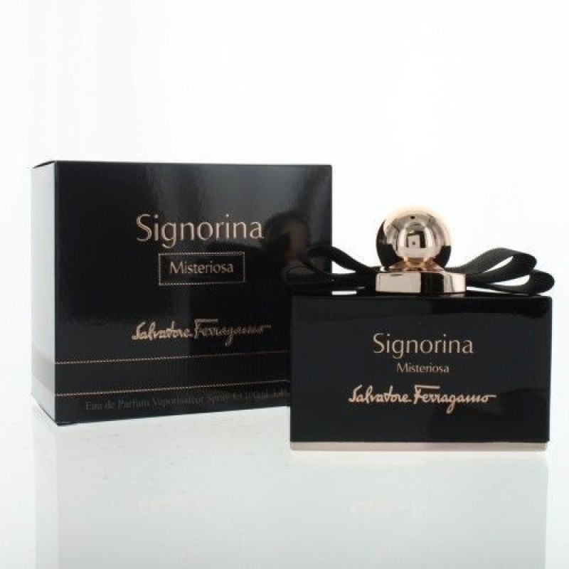 SIGNORINA MISTERIOSA SALVATORE FERRAGAMO Eau de Parfum - 100 ml(For Women)