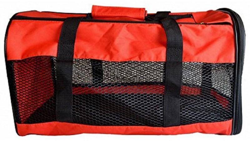 Sri Red Bike Pet Carrier(Suitable For Dog)