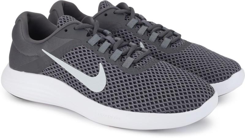 Nike LUNARCONVERGE 2 Running Shoes For Men(Grey)