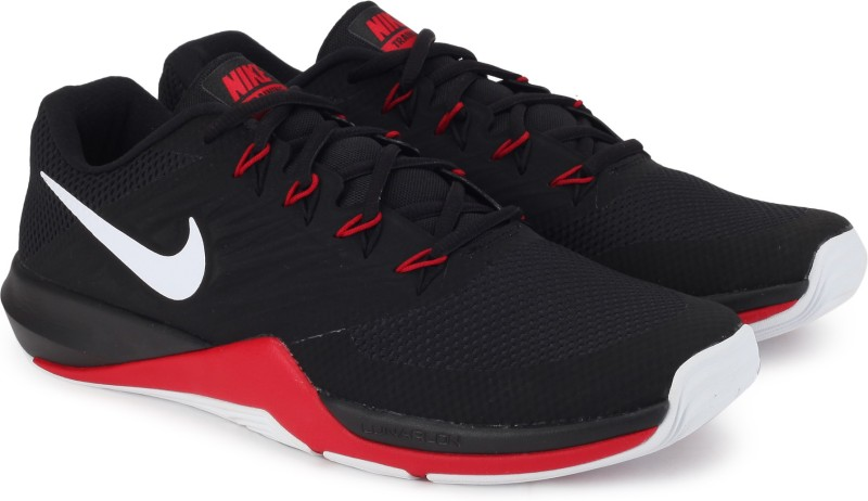 Nike LUNAR PRIME IRON II Training Shoes For Men(Black)