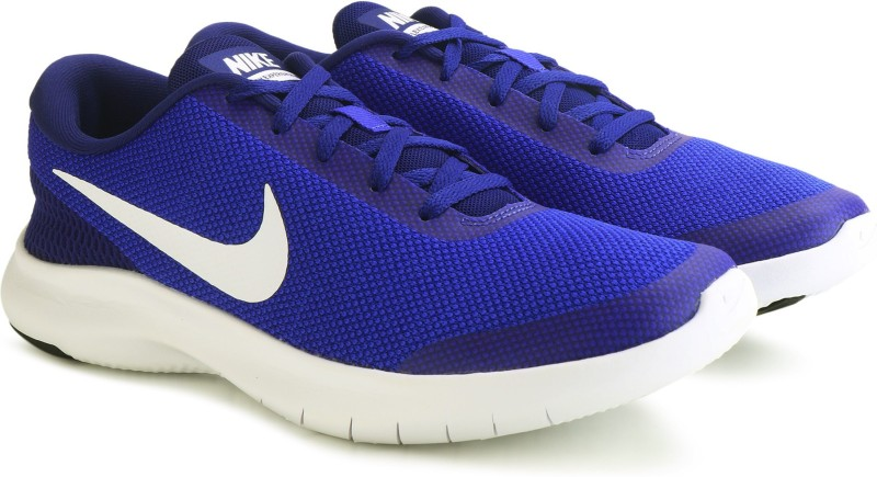 Nike FLEX EXPERIENCE RN 7 Running Shoes For Men(Blue)