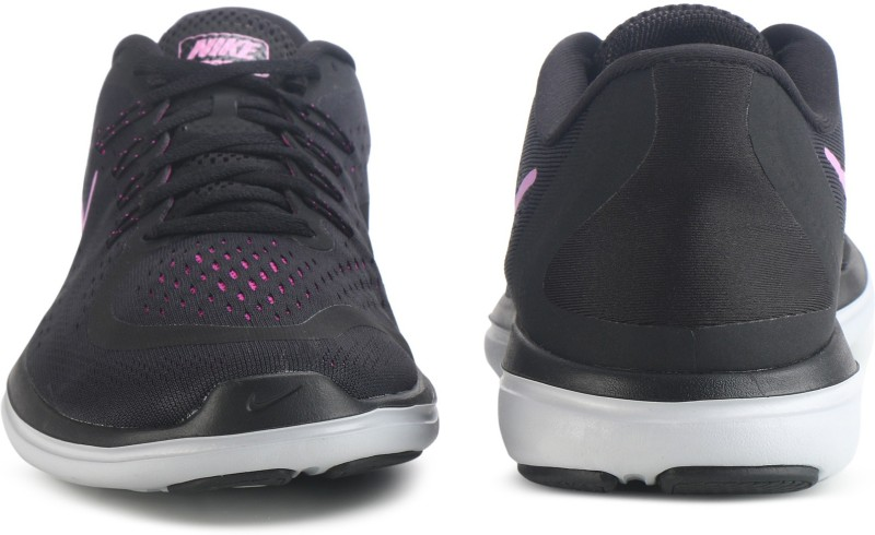 Nike WMNS NIKE FLEX 2017 RN Running Shoes For Women(Black)