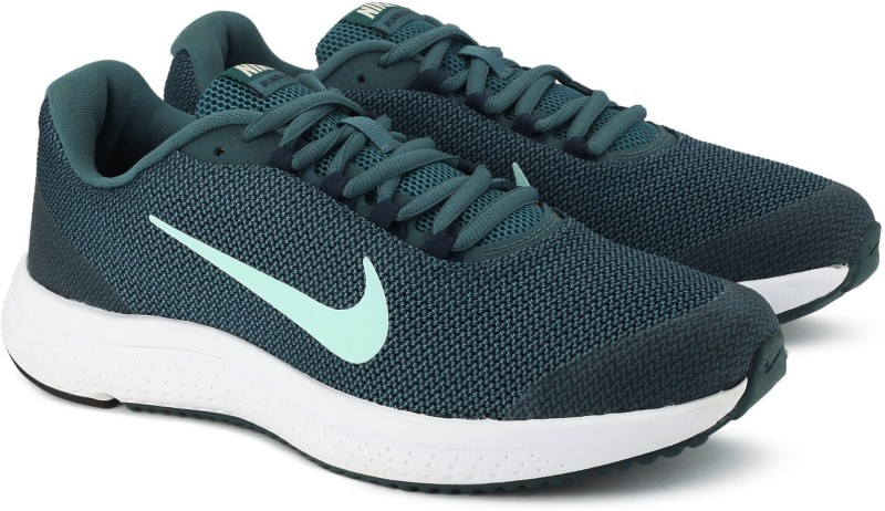 Nike WMNS NIKE RUNALLDAY Running Shoes For Women(Green)