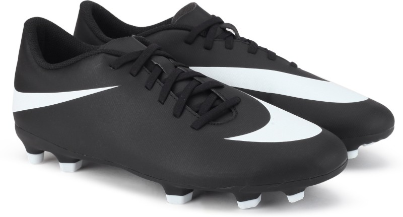 Nike BRAVATA II FG Football Shoes For Men(Black)
