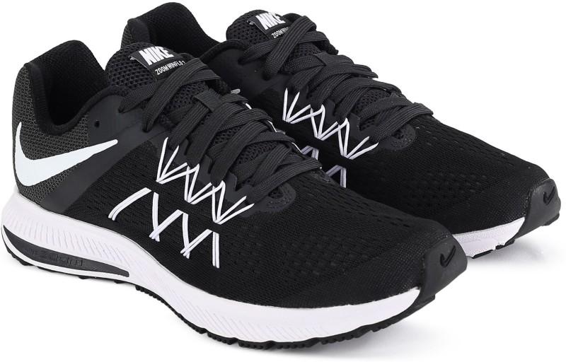 Nike WMNS NIKE ZOOM WINFLO 3 Running Shoes For Women(Black)
