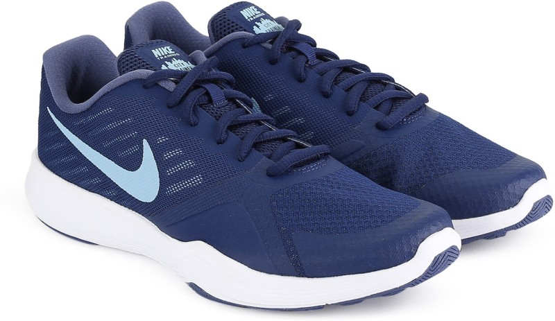 Nike WMNS NIKE CITY TRAINER Training & Gym Shoes For Women(Blue)
