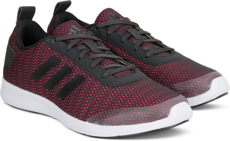 Adidas ADISPREE 2.0 W Running Shoes For Women(Black, Pink)