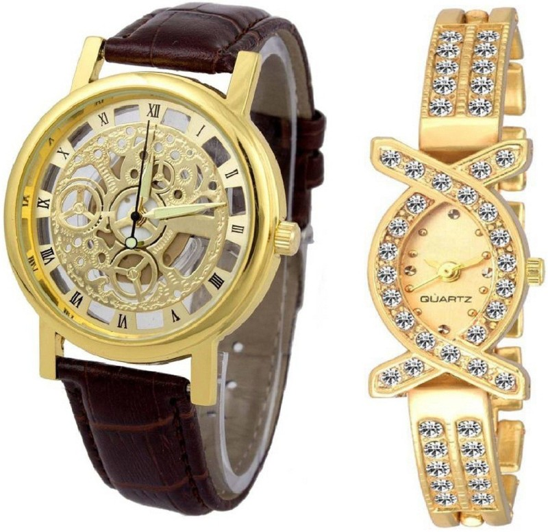 iDIVAS STAY WITH ME & I WILL BE YOUR DEAL OF THE DAY Watch - For Men & Women