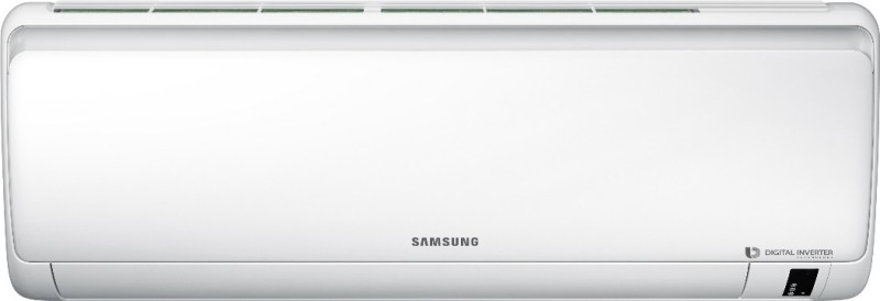 Samsung 1 Ton 5 Star BEE Rating 2018 Split AC - White(AR12NV5PAWK, Aluminium Condenser)