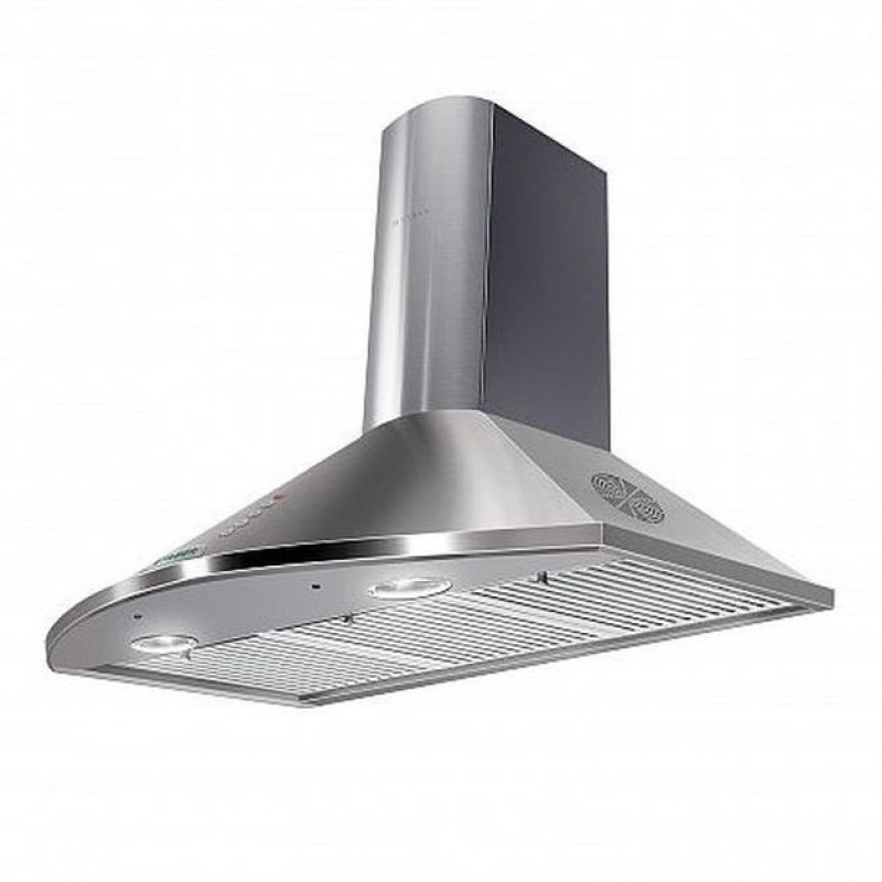 Faber HOOD TENDER 3D T2S2 MAX LTW 90 Wall Mounted Chimney(Steel 1295 CMH)