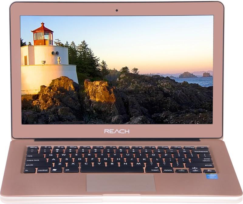 Reach RCN-025A Core i5 5th Gen - (8 GB/256 GB HDD/240 GB SSD/Windows 10/8 GB Graphics) SSD-025A Thin and Light Laptop(13.3 inch, Gold)