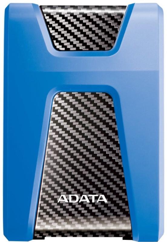 ADATA 1 TB External Hard Disk Drive(Blue) image