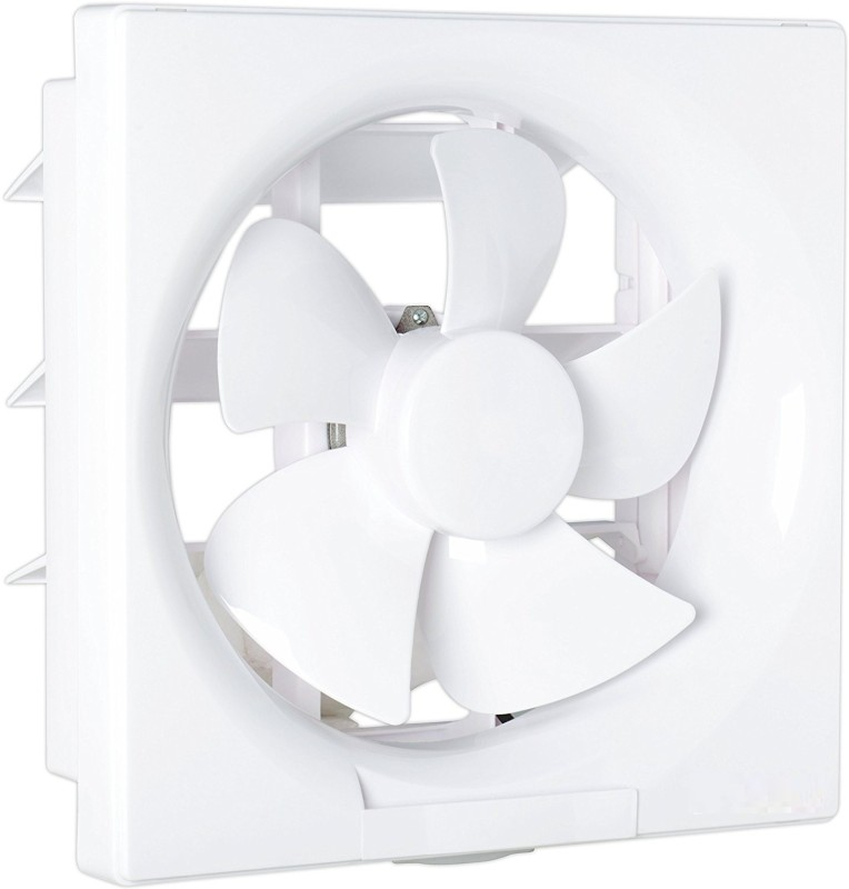 Adaan 8 inch 3 Blade Exhaust Fan(white)