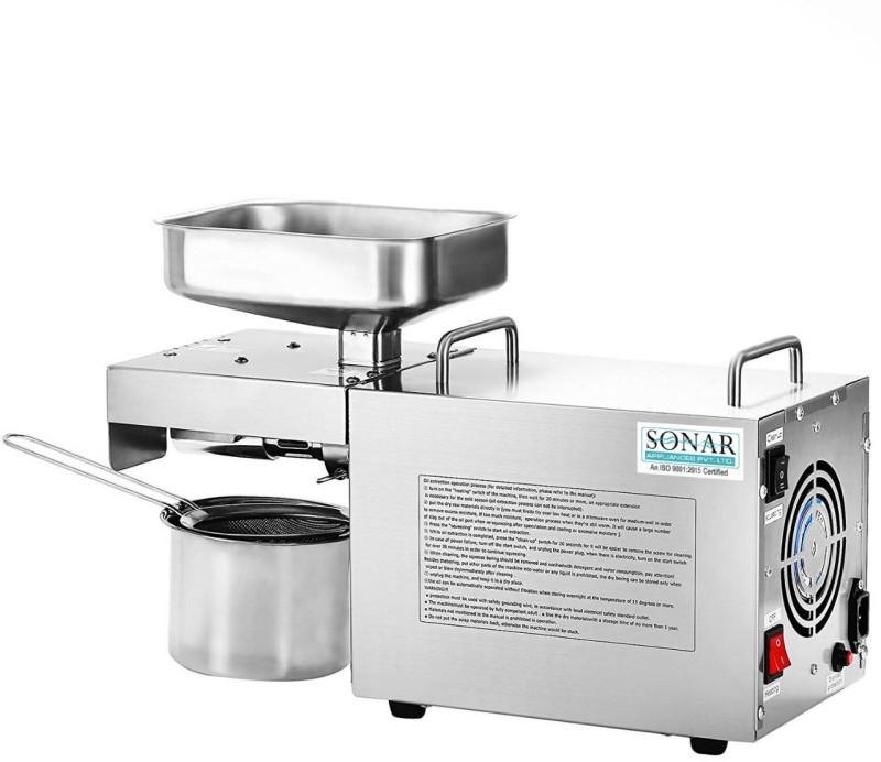 Sonar Oil Press S.A 2003 SA.2003 400 W Juicer Mixer Grinder(White, 1 Jar)