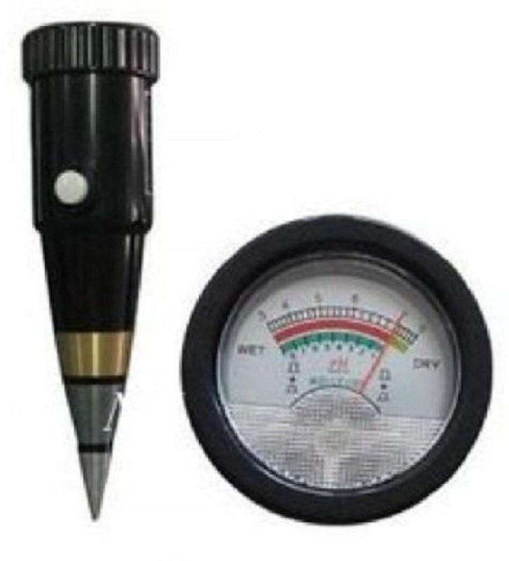 mLabs DM-15 DM-15 Portable High Precision Garden Plant Soil PH Meter Moisture Tester Sensor All-in-One Digital Moisture Measurer(20 mm)