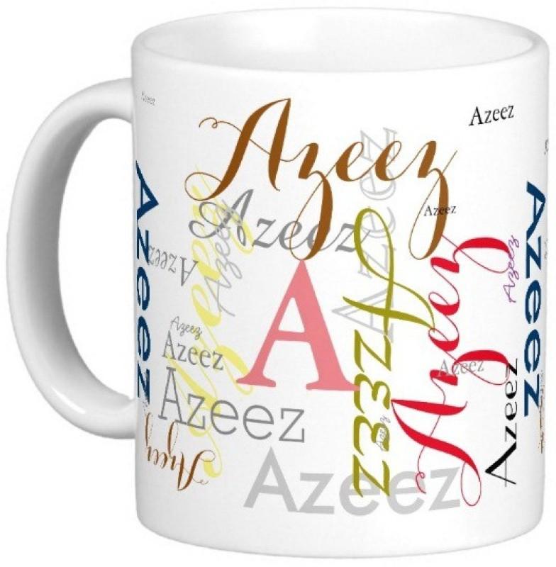 GNS AZEEZ Gift M006 Ceramic Mug(325 ml)