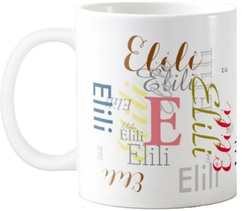 GNS Elili Gift M006 Ceramic Mug(325 ml)