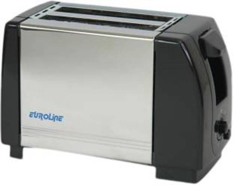 EUROLINE El-840 pop up Toaster 450 W Pop Up Toaster(Multicolor)
