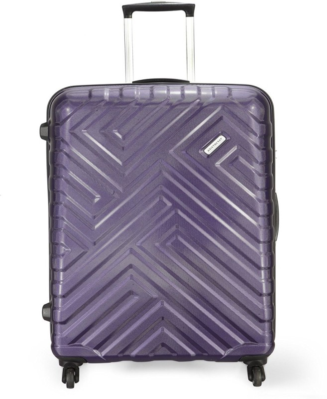 Aristocrat maze 56 cms Cabin Luggage - 22 inch(Purple)