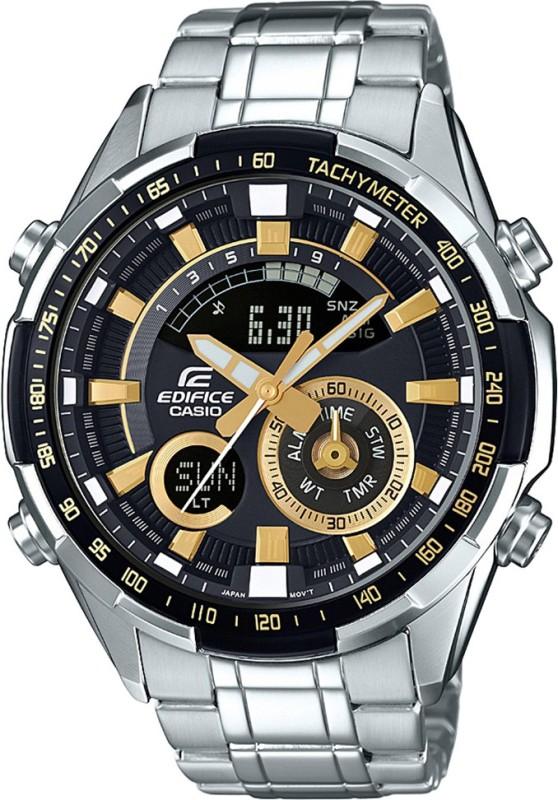 Casio EX353 EDIFICE Twin Sensor Watch - For Men