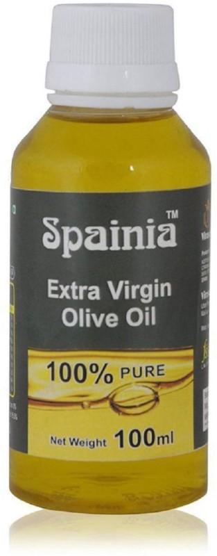 Spainia Extra Virgin Olive oil 100ml Olive Oil Plastic Bottle(100 ml)