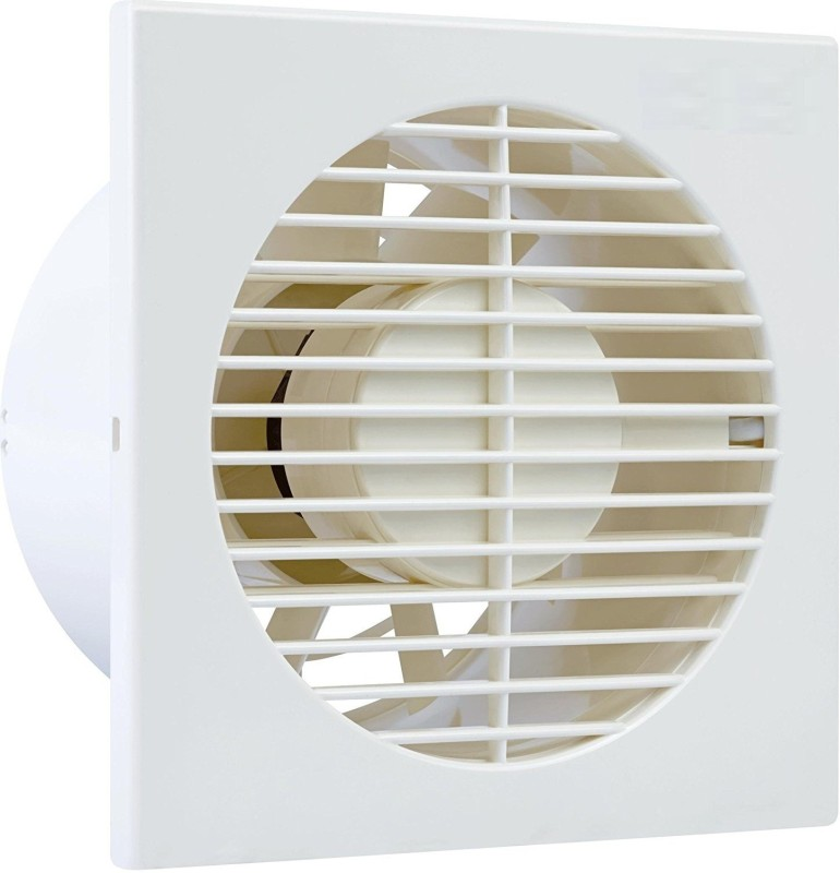 Adaan 4 inch 8 Blade Exhaust Fan(white)