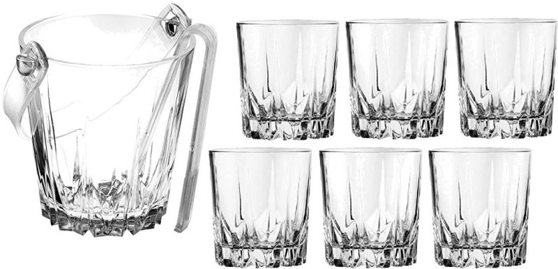 Pasabahce Glass Set(300, Clear, Pack of 1)