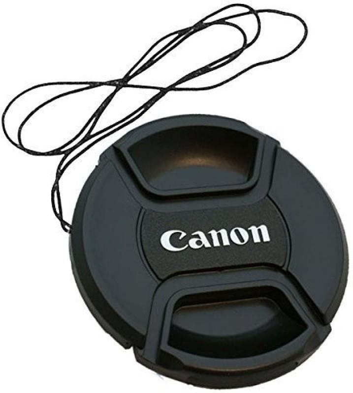 BOOSTY 58MM SAFTEY LENS FILTER CAP Lens Cap(Black, 58 mm)
