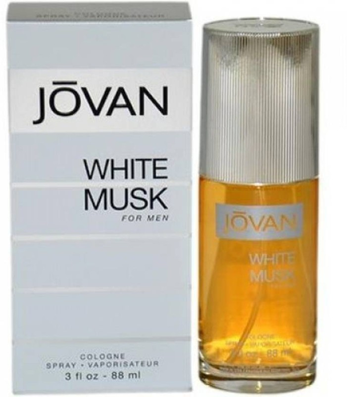 Jovan White_Musk Eau de Parfum - 88 ml(For Men)