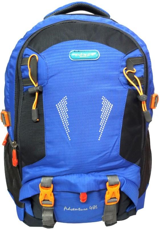 Donex 59741 Rucksack - 48 L(Blue)
