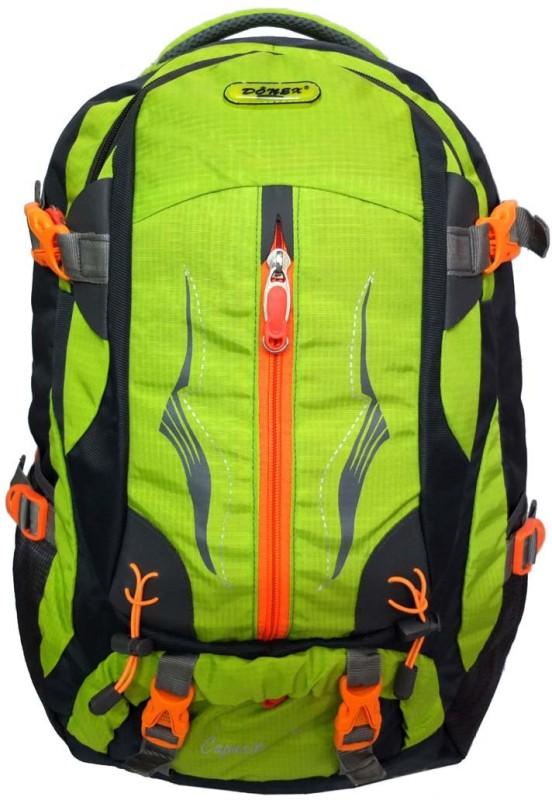 Donex 59742 Rucksack - 55 L(Green)