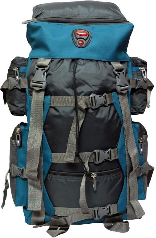 Donex 5023 Rucksack - 55 L(Multicolor)