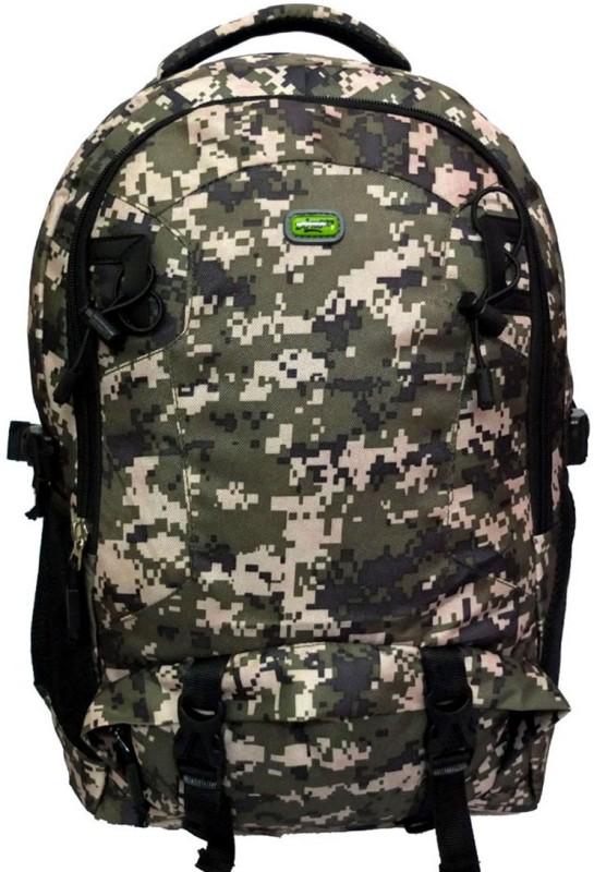 Donex 59743 Rucksack - 48 L(Multicolor)