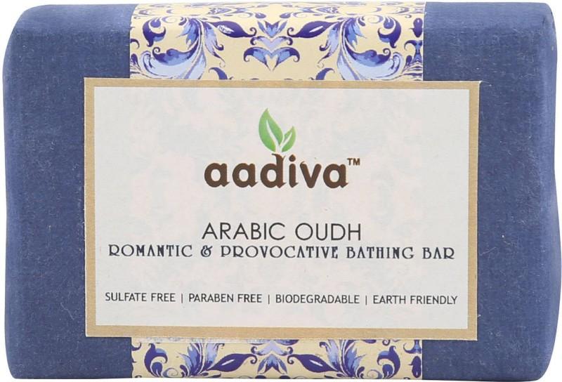 Aadiva Arabic Oudh Exotic Soap(100 g)