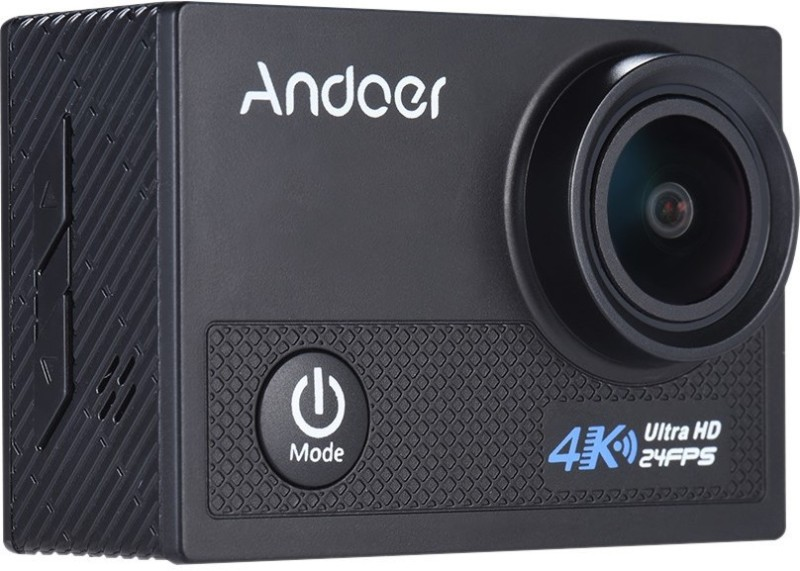 Andoer AN5000 AN5 Sports and Action Camera(Black 12 MP)