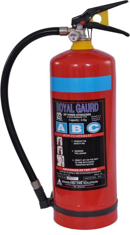 Royal Gaurd FEWB006 Fire Extinguisher Mount(6 kg)