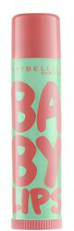 Maybelline New York Baby Lips Candy Rush Lip Balm, Watermelon Pop(4 g)