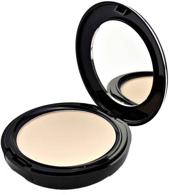 GlamGals 3 in 1 Three Way Cake Compact Makeup+ Foundation + Concealer SPF 15,12 g Compact - 12 g(White)