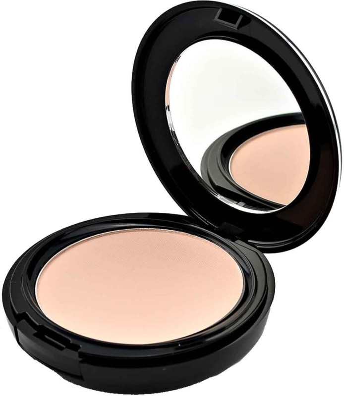 GlamGals 3 in 1 Three Way Cake Compact Makeup+ Foundation + Concealer SPF 15,12 g Compact - 12 g(Pink)