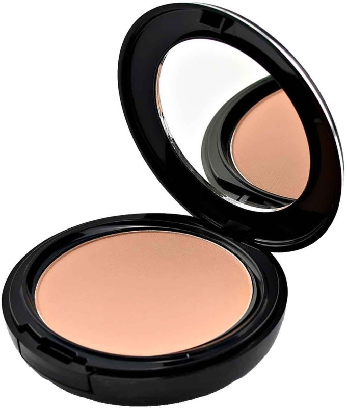 GlamGals 3 in 1 Three Way Cake Compact Makeup+ Foundation + Concealer SPF 15,12 g Compact - 12 g(Beige)
