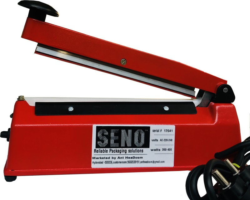 SENO SENOIRD08N Hand Held Heat Sealer(201 mm)