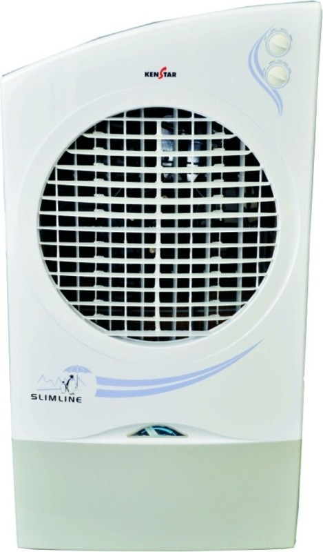 Kenstar SLIMLINE Room Air Cooler(White, 30 Litres)